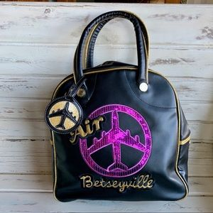 Betseyville Mile High Club Bowling Bag